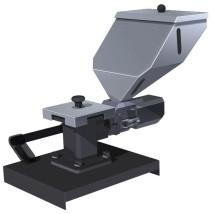 TuTes GNF6000-06L, Granulatnachfüllgerät, granulate re-filler, Niederdruckvergusstechnik, low pressure injection moulding