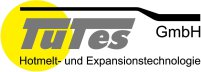Logo TuTes GmbH Hotmelt- und Expansionstechnologie Niederdruckvergusstechnik
